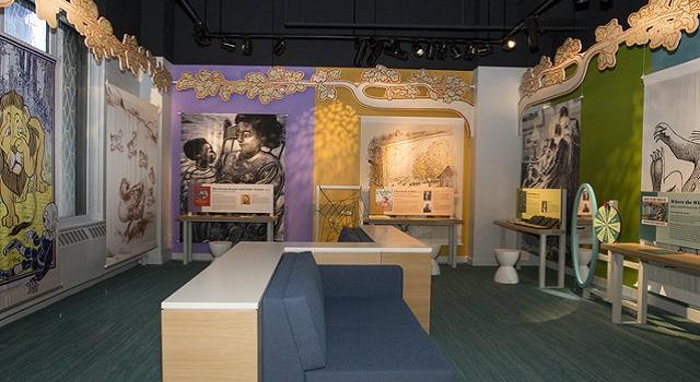 Музей писателей в Чикаго